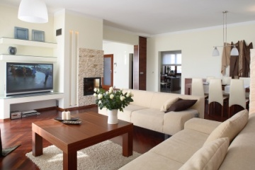 clean-living-room - Extreme Clean Services